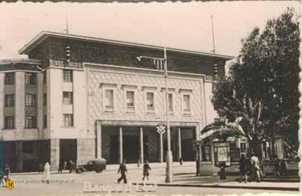 Algerie ma memoire albumoranie hors zones oranie et for Banque exterieur d algerie
